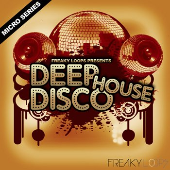 Сэмплы Freaky Loops Deep Disco House