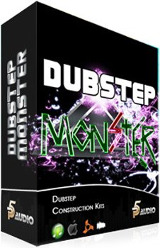 Сэмплы P5 Audio - Dubstep Monster Construction Kits