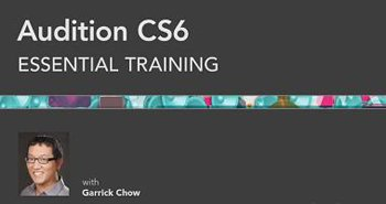 Видео уроки - Adobe Audition CS6 Essential Training