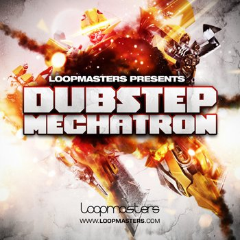 Сэмплы Loopmasters Dubstep Mechatron