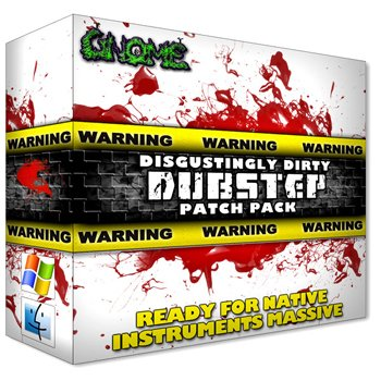 Пресеты Disgustingly Dirty Dubstep Patch Pack 2