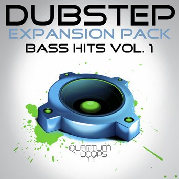 Сэмплы Quantum Loops Dubstep Bass Hits Vol.1