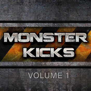 Сэмплы Black Octopus Sound Monster Kicks Volume 1