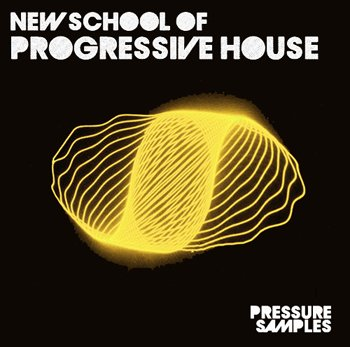 Сэмплы Pressure Samples New School of Progressive House