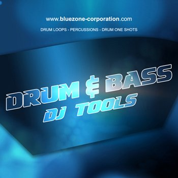Сэмплы Bluezone Corporation Drum and Bass DJ Tools