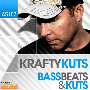 Сэмплы Loopmasters - Krafty Kuts - Bass Beats & Kuts