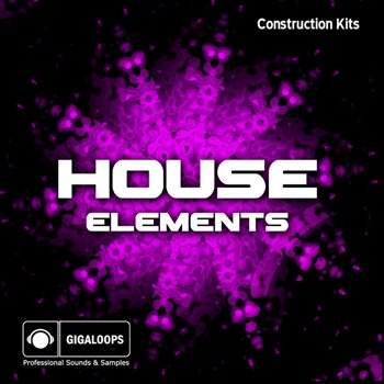 Сэмплы Giga Loops - House Elements