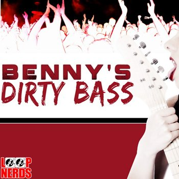 Сэмплы и MIDI - Loop Nerds Benny's Dirty Bass