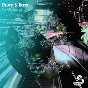 Сэмплы Sample Magic - SM31 Drum & Bass