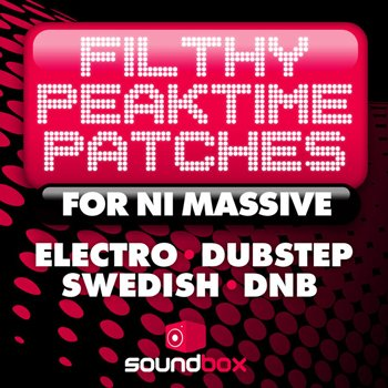 Пресеты - Soundbox - Filthy Peaktime Patches