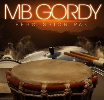 Сэмплы перкуссии - Big Fish Audio - MB Gordy Percussion Pack