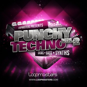 Сэмплы Loopmasters Punchy Techno Vol 2