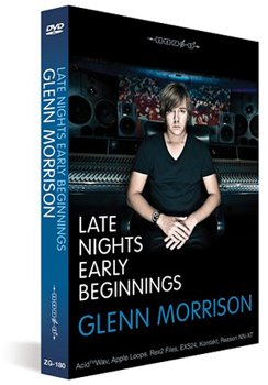 Сэмплы Zero-G Glenn Morrison: Late Nights Early Beginnings