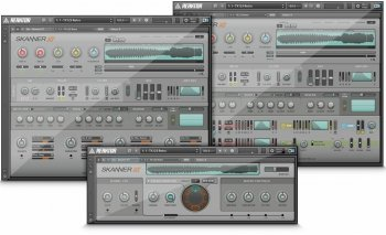Native Instruments Skanner XT v1.3.0 (Reaktor)