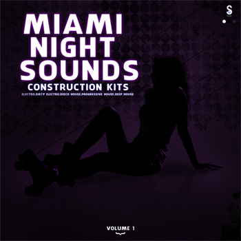Сэмплы Golden Samples Miami Night Sounds Vol 1