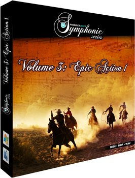 Сэмплы Producer Loops  Symphonic Series Vol 3: Epic Action 1