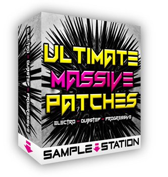 Пресеты Sample Station Ultimate Massive Patches