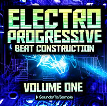 Сэмплы Sounds To Sample Electro Progressive Beat Construction Volume 1