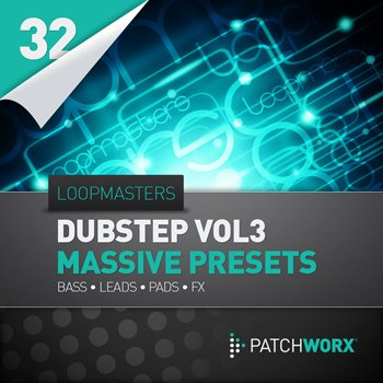 Пресеты Loopmasters Presents Dubstep Synths Vol 3 - Massive Presets