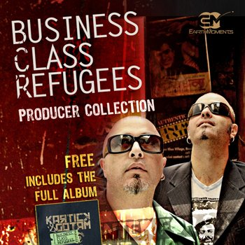 Сэмплы EarthMoments Business Class Refugees Producer Collection