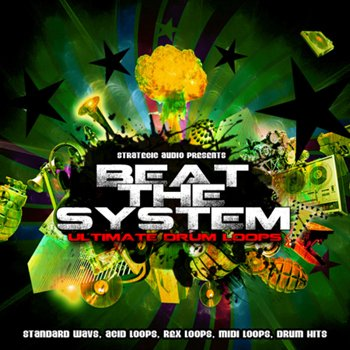 Сэмплы Strategic Audio: Beat The System: Ultimate Drum Loops