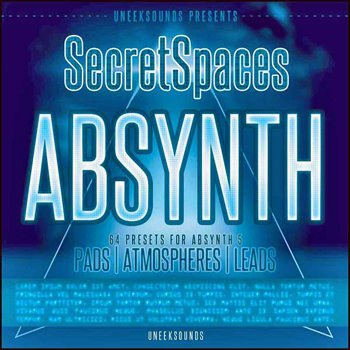 Пресеты Uneek Sounds Secret Spaces For Absynth
