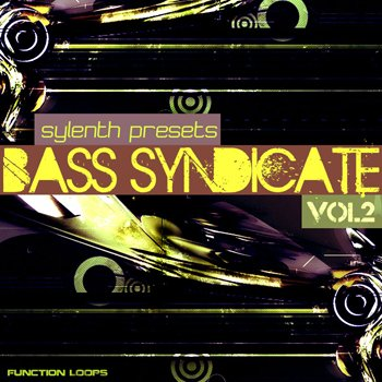 Пресеты Function Loops Bass Syndicate Vol 2