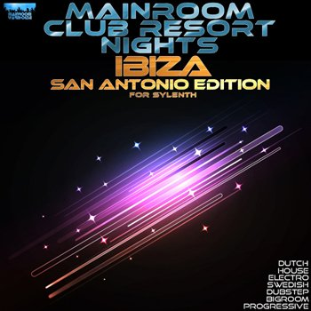 Пресеты Mainroom Warehouse Mainroom Club Resort Nights Ibiza San Antonio Edition