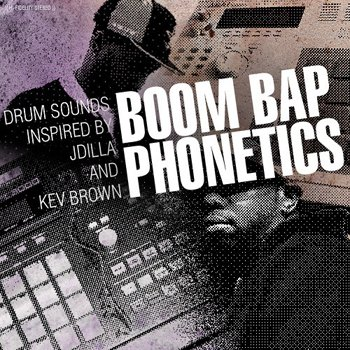 Сэмплы ударных - Producers Choice Boom Bap Phonetics