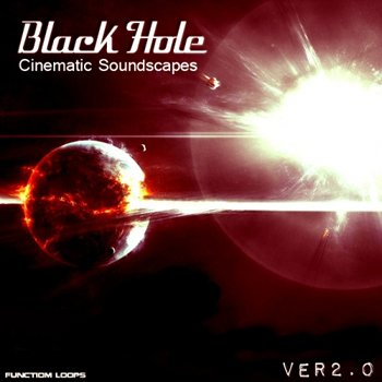 Сэмплы Function Loops  Black Hole: Cinematic Soundscapes 2.0