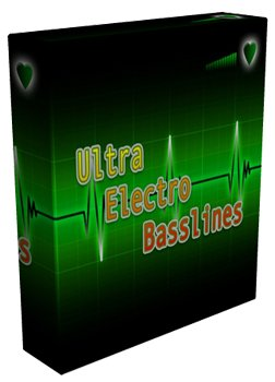 Сэмплы Quickmix Audio - Ultra Electro Basslines