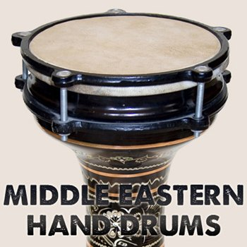 Сэмплы перкуссии - Bunker 8 Digital Labs Middle Eastern Hand Drums