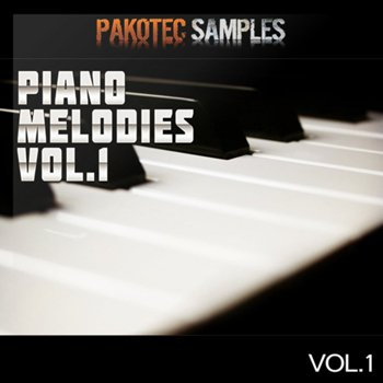 Сэмплы и MIDI - Pakotec Productions Piano Melodies Vol.1