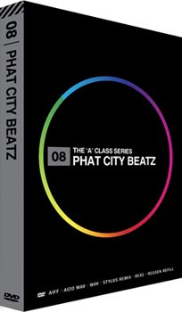 Сэмплы Digital Redux - Phat City Beatz