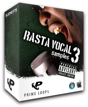 Сэмплы Prime Loops Rasta Vocal Samples 3