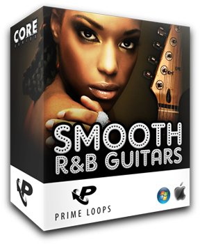 Сэмплы Prime Loops Smooth R&B Guitars