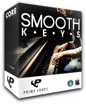 Сэмплы Prime Loops Smooth Keys