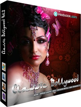 Сэмплы Producer Loops Classic Bollywood Vol 2
