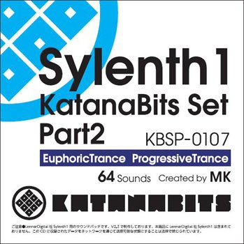 Пресеты Katana Bits Sylenth1 KatanaBits Set Part2