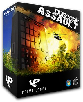 Сэмплы Prime Loops Dubcore Assault