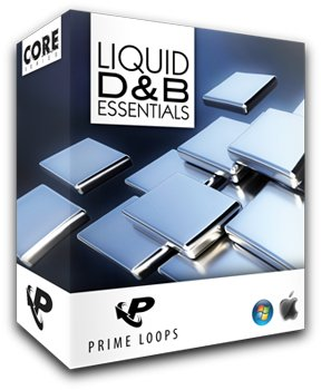 Сэмплы Prime Loops Liquid D&B Essentials