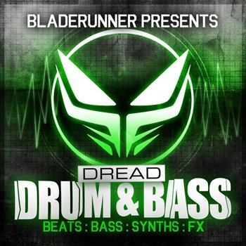 Сэмплы Loopmasters  - Bladerunner Dread Drum & Bass