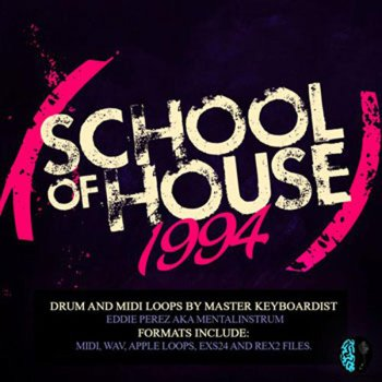 Сэмплы Mentalinstrum School Of House 1994