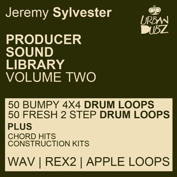 Сэмплы Jeremy Sylvester - Producer Sound Library Volume 2