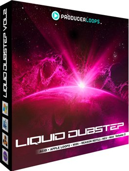 Сэмплы Producer Loops  Liquid Dubstep Vol 2