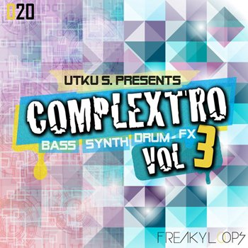 Сэмплы Freaky Loops Complextro Vol 3