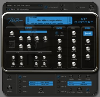 Rob Papen RP Distort v1.0.0c