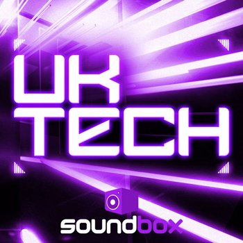 Сэмплы Soundbox UK Tech