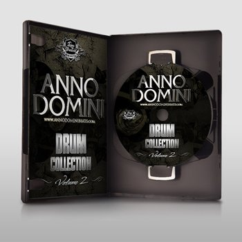 Сэмплы ударных Anno Domini Beats Anno Domini Drum Collection 2