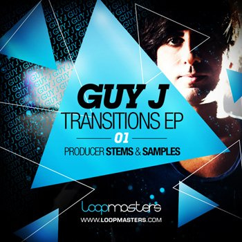Сэмплы Loopmasters Guy J Transitions EP